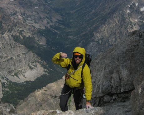 Exum Ridge, Grand Teton, WY