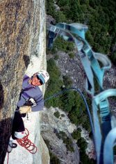South Face of Washington Column, Yosemite, Ca
