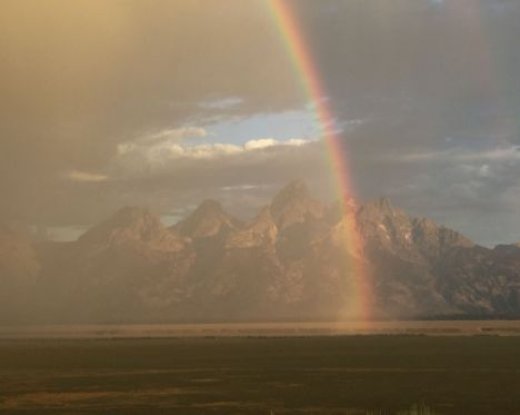 Grand Teton Range, WY