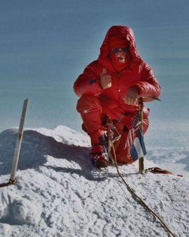 Denali (Mt McKinley) Summit