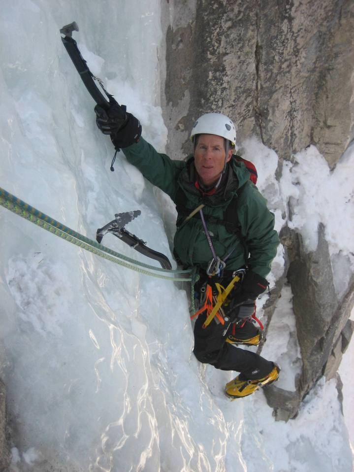 Ames Ice hose, Telluride, CO