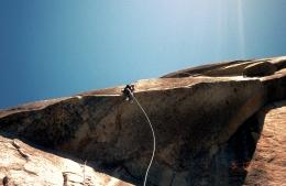 Kor Roof, South Face of Washington Column, Yosemite, CA