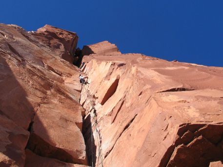 In Search of Suds, Washer Woman Tower, Canyonlands, UT