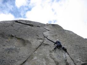 Rye Crisp, Elephant Rock, City of Rocks, ID